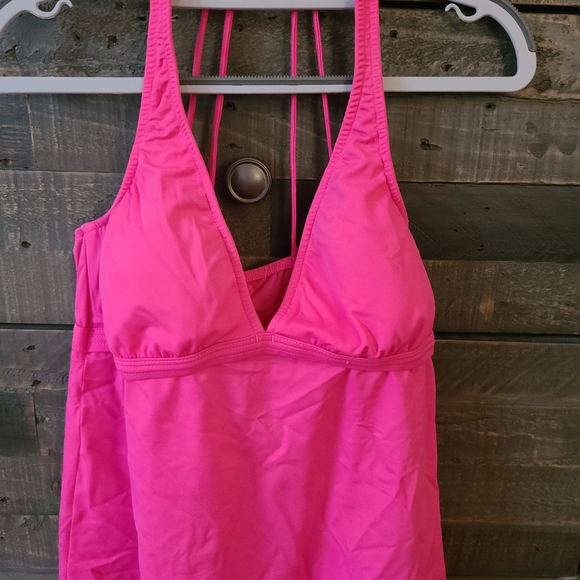 Pink Tankini Bathing Suit Top, Venus.com